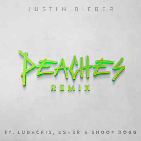 دانلود آهنگ Justin Bieber به نام Peaches (Remix)
