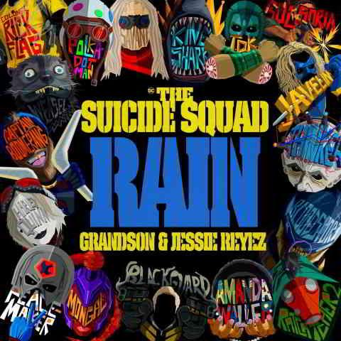دانلود آهنگ grandson & Jessie Reyez به نام Rain
