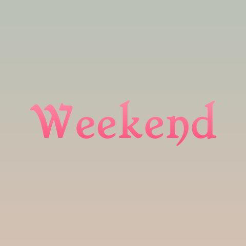 دانلود آهنگ TAEYEON به نام Weekend