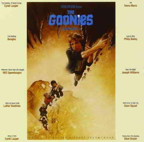 دانلود آهنگ Cyndi Lauper به نام The Goonies 'R' Good Enough