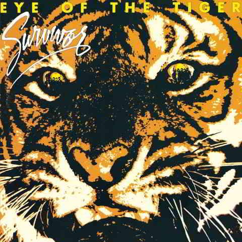 دانلود آهنگ Survivor به نام Eye of the Tiger