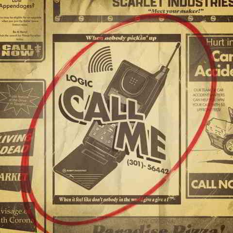 دانلود آهنگ Logic به نام Call Me
