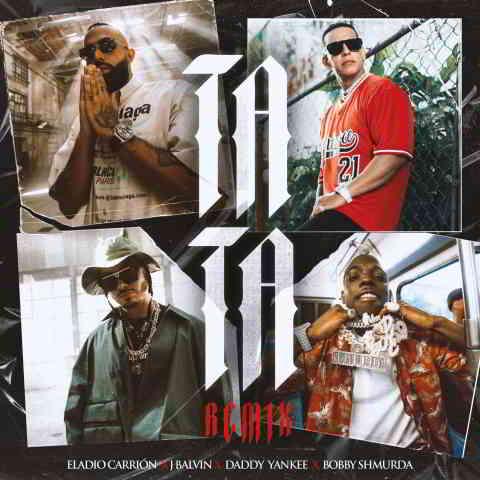دانلود آهنگ Eladio Carrión, J Balvin & Daddy Yankee به نام TATA (Remix)