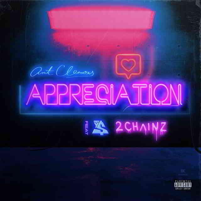 دانلود آهنگ Ant Clemons به نام Appreciation