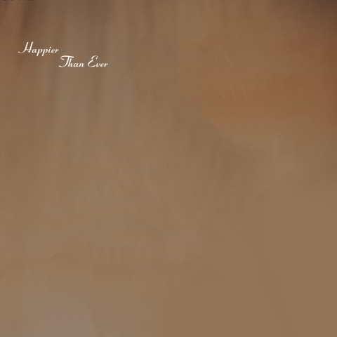 دانلود آهنگ Billie Eilish به نام Happier Than Ever (Edit)
