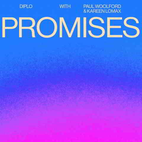 دانلود آهنگ Diplo, Paul Woolford & Kareen Lomax به نام Promises