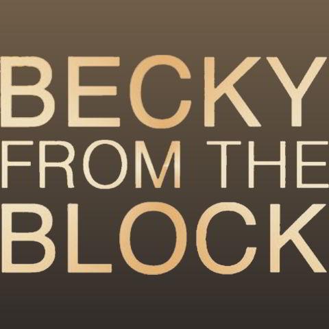 دانلود آهنگ Becky G به نام Becky from the Block