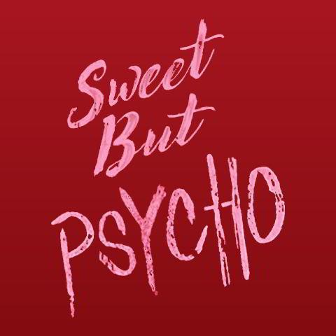 دانلود آهنگ Ava Max به نام Sweet but Psycho